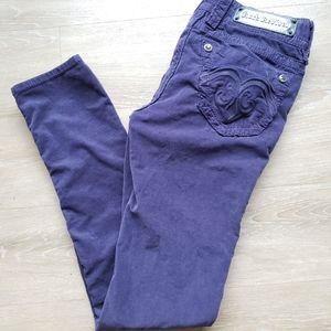 Rock Revival Corduroy Jeans